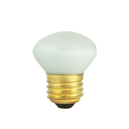 Bulbrite 40R14 40-Watt Incandescent R14 Mini Reflector Light Bulb, Standard Base - 2 - Incandescent R14 Mini Reflector