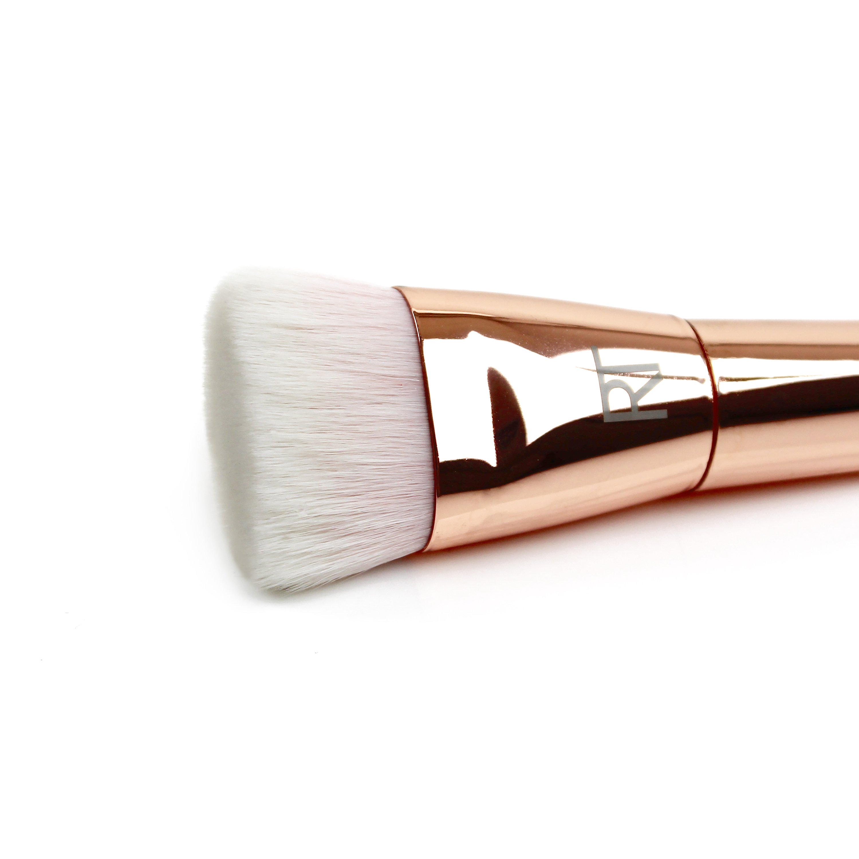 contour brush real techniques. real techniques bold metals collection 301 flat contour brush image 4 of g