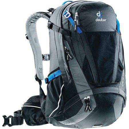 Deuter Packs Trans Alpine 30, 1830cu/in (100oz) - black-graphite - 3205217 74030