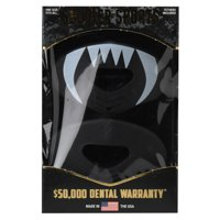 Soldier Sports Elite Air Black Mouthguard 2-Pack