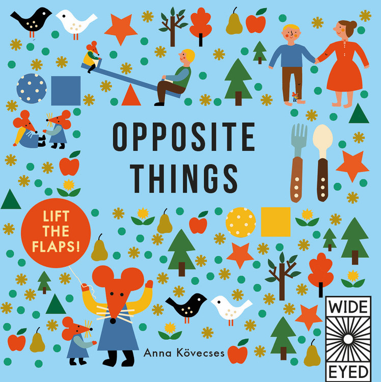 Opposite Things (Board Book)