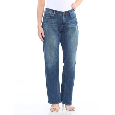 LUCKY BRAND Womens Blue Boot Cut Jeans  Size: 14 Sweet Boot Jean