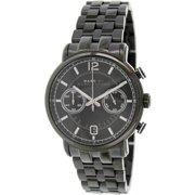 Marc Jacobs Men's Fergus MBM5065 Black Stainless-Steel Quartz Watch