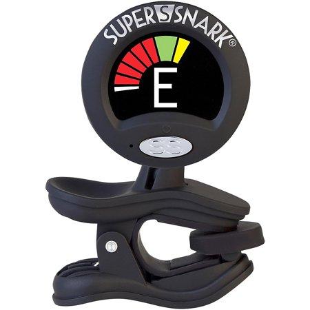 Snark Super Snark 2 Clip-On Tuner Black