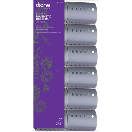 - Diane Magnetic 2 Inch Roller 2 Inch