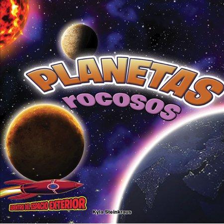 Planetas rocosos: Mercurio, Venus, la Tierra y Marte : Rocky Planets: Mercury, Venus, Earth, and