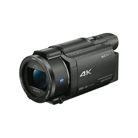 FDR-AX53/B 4K Handycam® with Exmor R® CMOS -