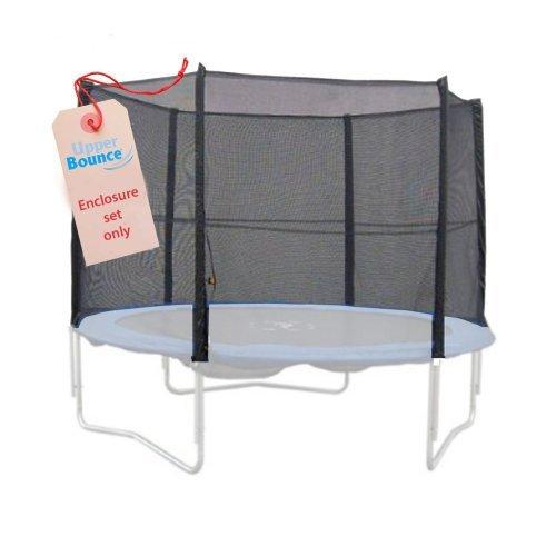 Upper Bounce Trampoline Enclosure Set - 13 ft.