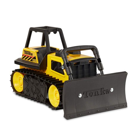 Bulldozer Parts Catalog (Steel Bulldozer Vehicle, Yellow Tonka - Standard Packaging )