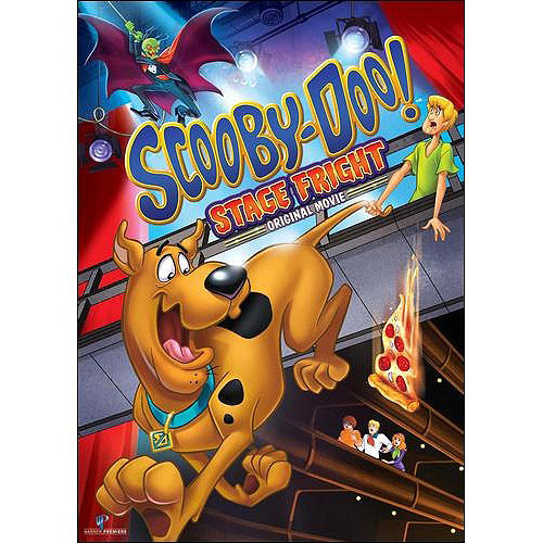 Scooby-Doo! Stage Fright (Full Frame)