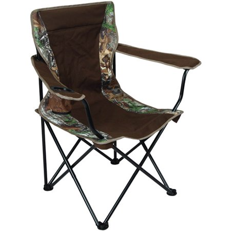 c8a176b4636 Ozark Trail x Realtree Xtra Base Camp Quad Folding Chair - Walmart.com