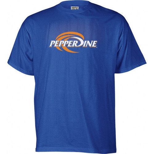 NCAA - Pepperdine Waves Kids/Youth Perennial T-Shirt