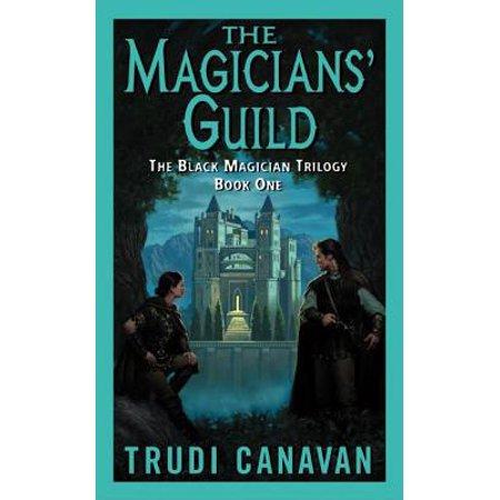 Black Magician Trilogy: The Magicians' Guild (Paperback) - The Guild Halloween