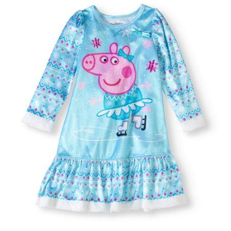 (Toddler Girls' Panne Sleep Gown)
