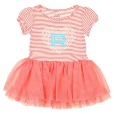 Outerstuff AHL Toddler Girls Laval Rocket Celebration Tutu Dress (Stores That Sell Tutus)
