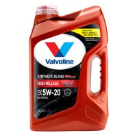 Valvoline 5W-20 MaxLife High Mileage Motor Oil - 5qt