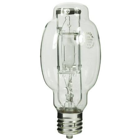 Plusrite 1557 - 250W Pulse Start Metal Halide Light Bulb - 4200K, Mogul Base, ANSI M153/O or M138/O - Base Up Burn - MP250/ED28/PS/BU/4K 250w Pulse Start Metal