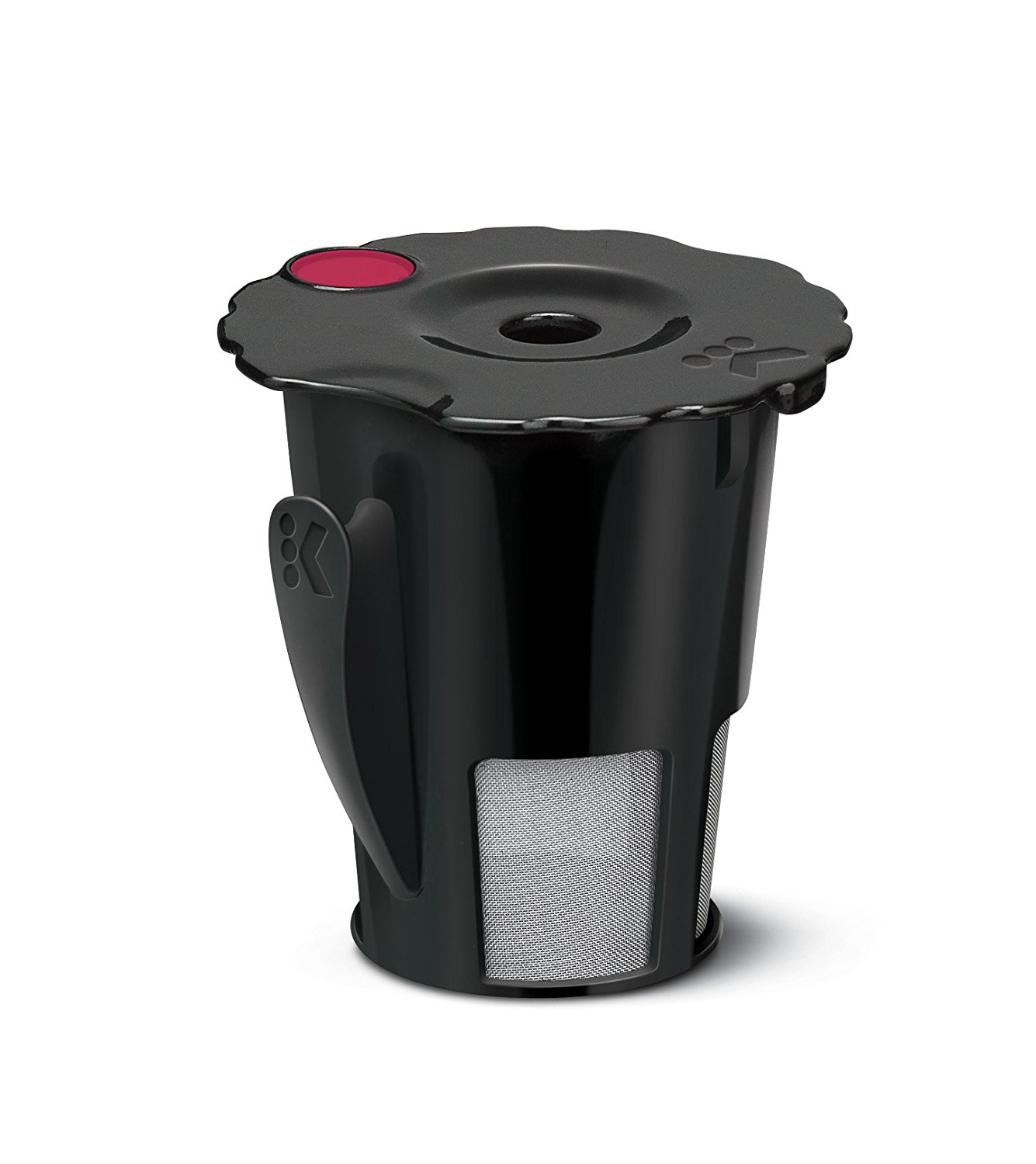 119367 2.0 My K-Cup Reusable Coffee Filter, Small, Black (Updated Model), Ship from USA,Brand Keurig by