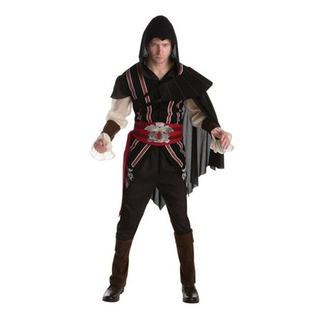 Assassins Creed Ezio Adult Costume, Extra Large