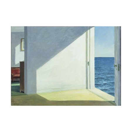 Rooms by the Sea, 1951 Art Print  By Edward Hopper