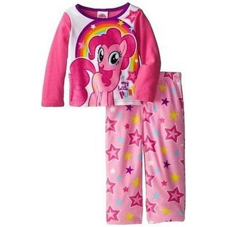 My Little Pony Little Girls' My Little Rainbow Pony Cozy Fleece Pajama Set, M...](My Little Pony Pajamas Adults)
