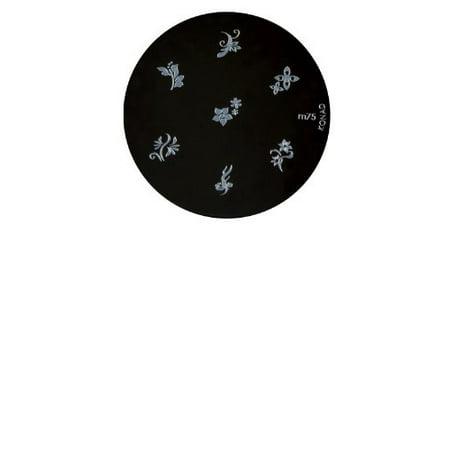 Konad Stamping Nail Art Image Plate - M75 - image 1 of 1