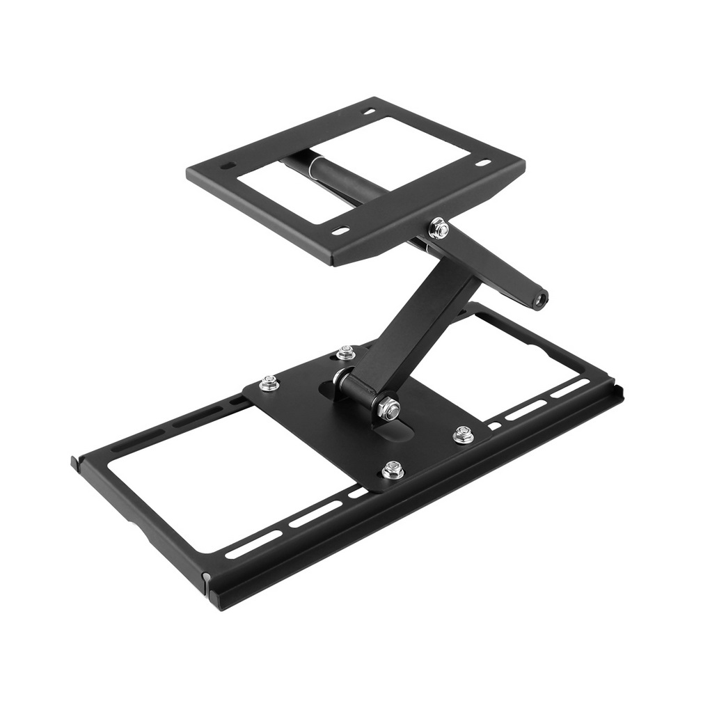 "26-55"" LCD LED 3D Plasma Full Motion Swing Arm TV Wall Mount Bracket Shelf Tilt Swivel"