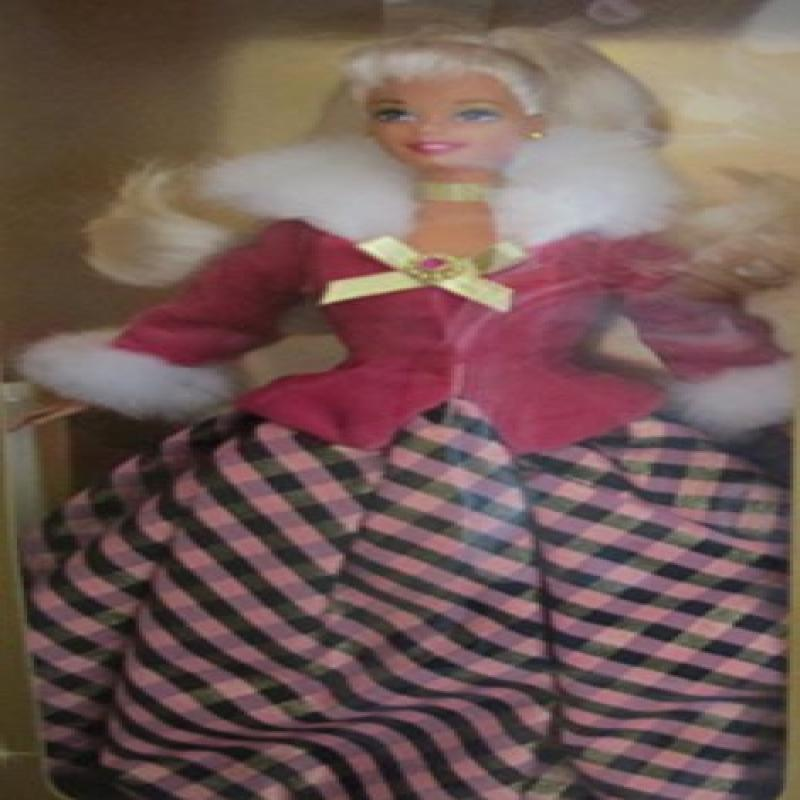 Barbie WINTER RHAPSODY Doll SPECIAL EDITION 2nd in Series...