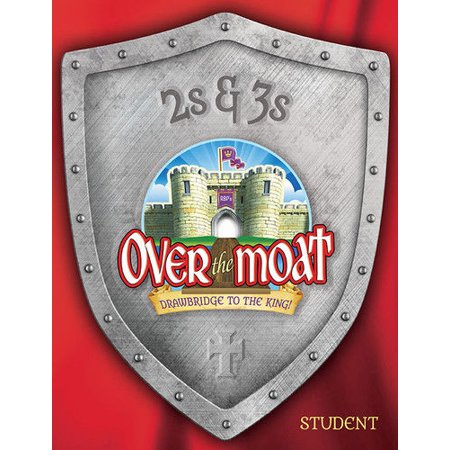 Over the Moat VBS: 2s & 3s Student Activity Sheets, NKJV (Vbs Programs)