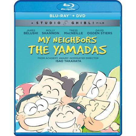 My Neighbors the Yamadas (Blu-ray) (My Neighbor Totoro Blu Ray)