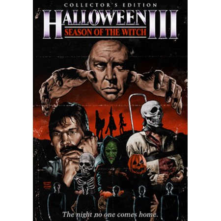 Halloween III: Season of the Witch (DVD)](Halloween Movies 3 Witches)