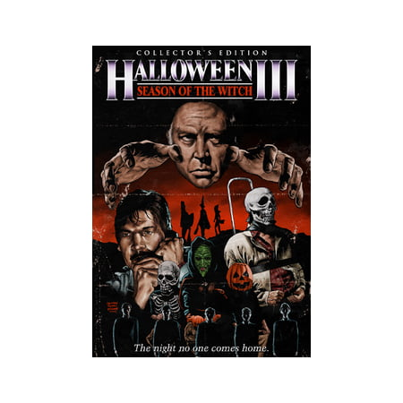 Halloween III: Season of the Witch (DVD) - Halloween 3 New Edit