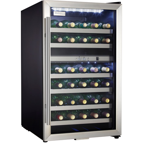 Danby Designer 38-Bottle Dual-Zone Wine Cooler