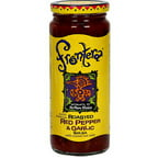 Frontera Gourmet Mexican Red Pepper & Garlic Salsa, 16 oz (Pack of 6)