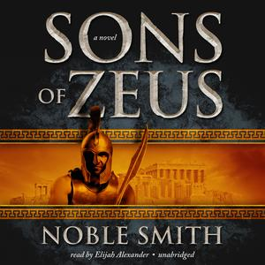 Sons of Zeus - Audiobook