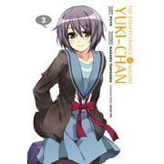 The Disappearance of Nagato Yuki-chan, Vol. 3 - eBook