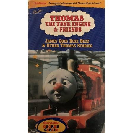 Thomas Train Tank Engine & Friends-James Goes Buzz Buzz