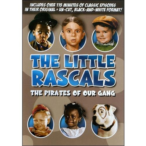 The Little Rascals: Pirates Of Our Gang