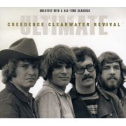 Creedence Clearwater Revival - Ultimate Creedence Clearwater Revival: Greatest Hits - CD