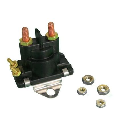 Starter Tilt Trim Pump Relay Solenoid for Mercruiser Replaces 89-96158T 7-1089
