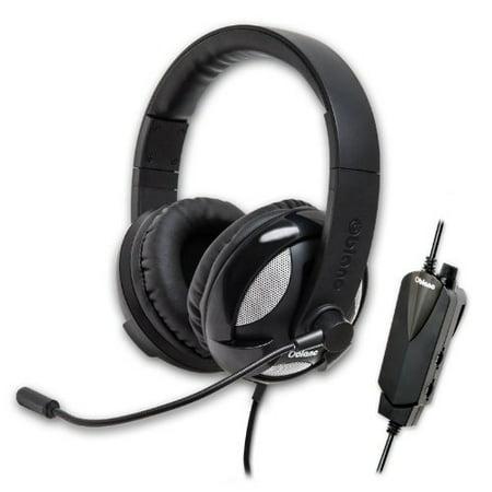 Oblanc UFO510 True 5.1 Surround Sound USB 2.0 Gaming Headset, Black