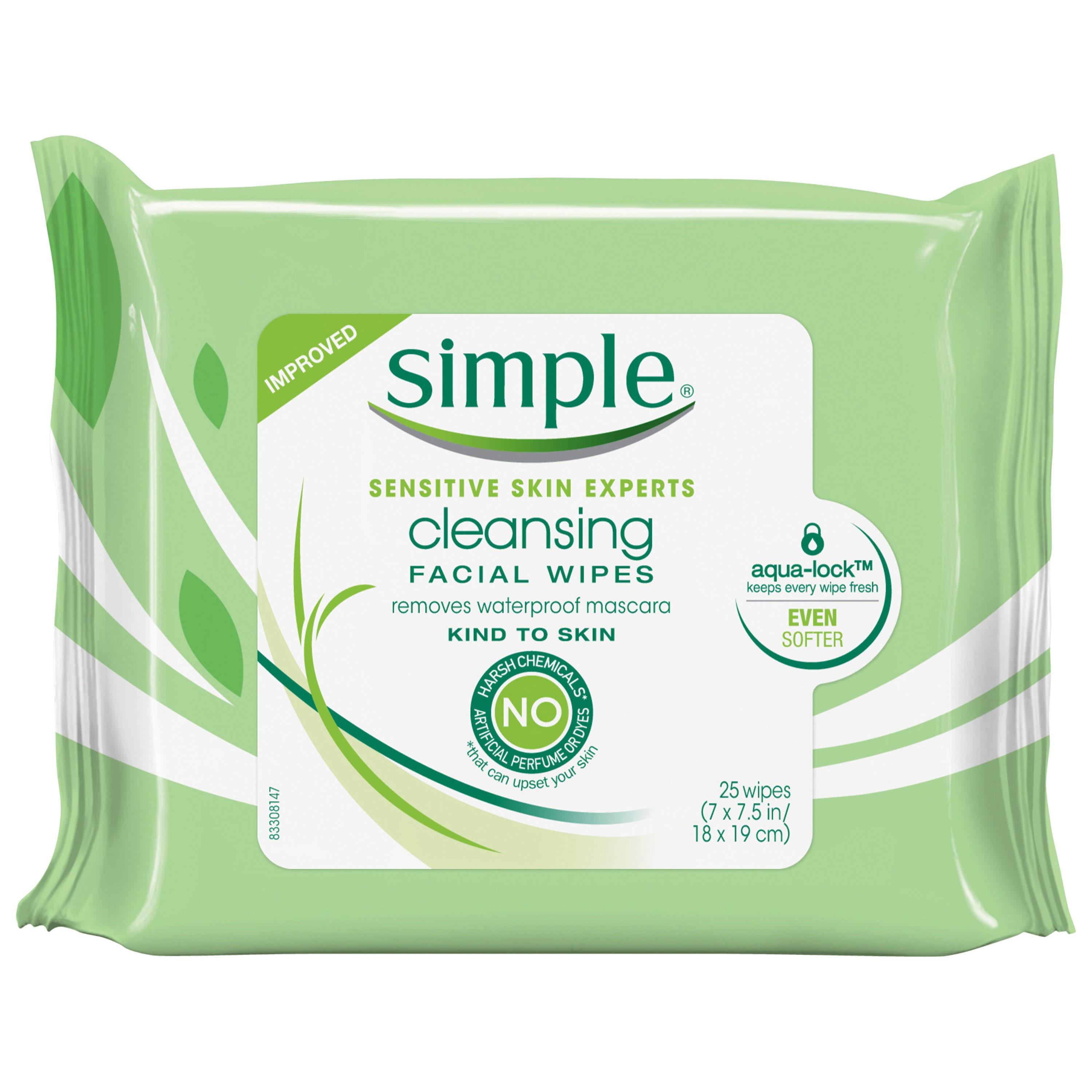 Medline Aloetouch Sensitive Cleansing Wipes, Scented, Case of 1200 LANCOME by Lancome