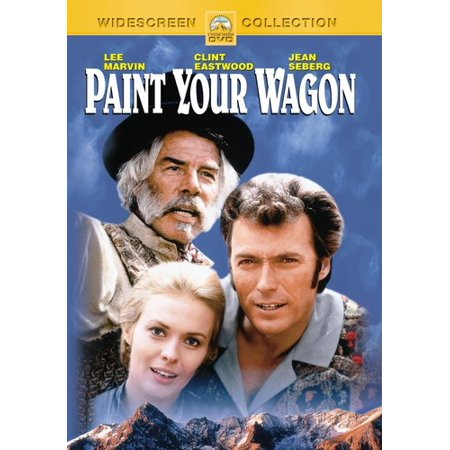Paint Your Wagon ( (DVD)) (Lee Marvin Clint Eastwood Paint Your Wagon)