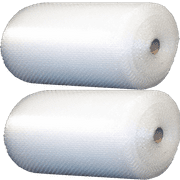 Uboxes Bubble Roll, 350 ft x 48 in, 3/16 in Small Bubble
