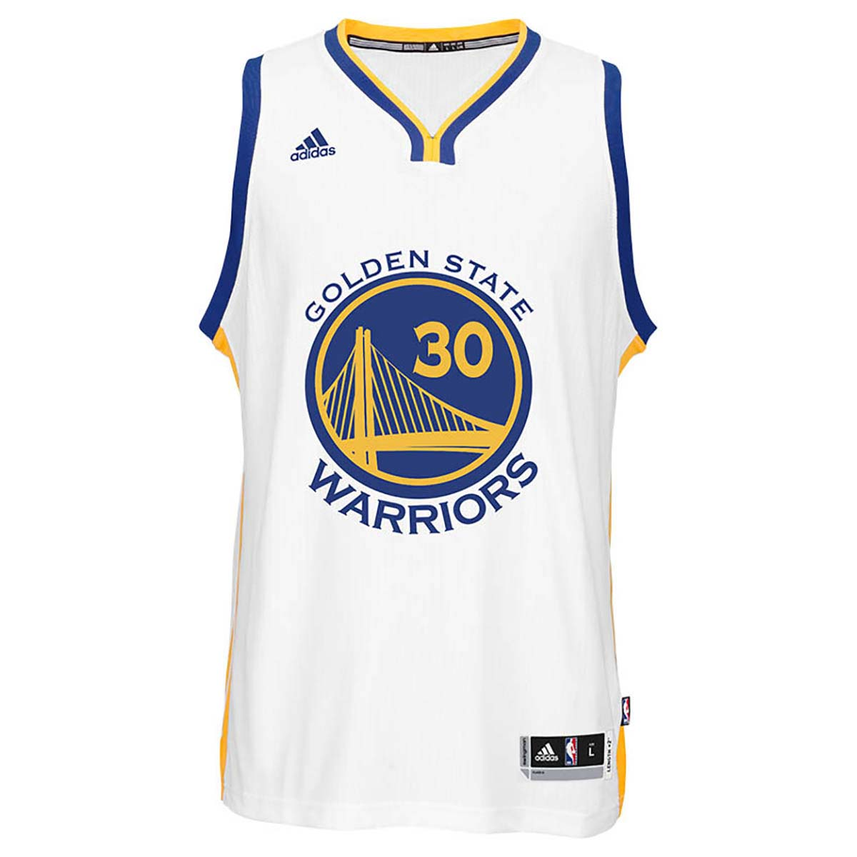 ... italy golden state warriors adidas nba stephen curry 30 home swingman  jersey white e0bbf 77847 72feafb5c