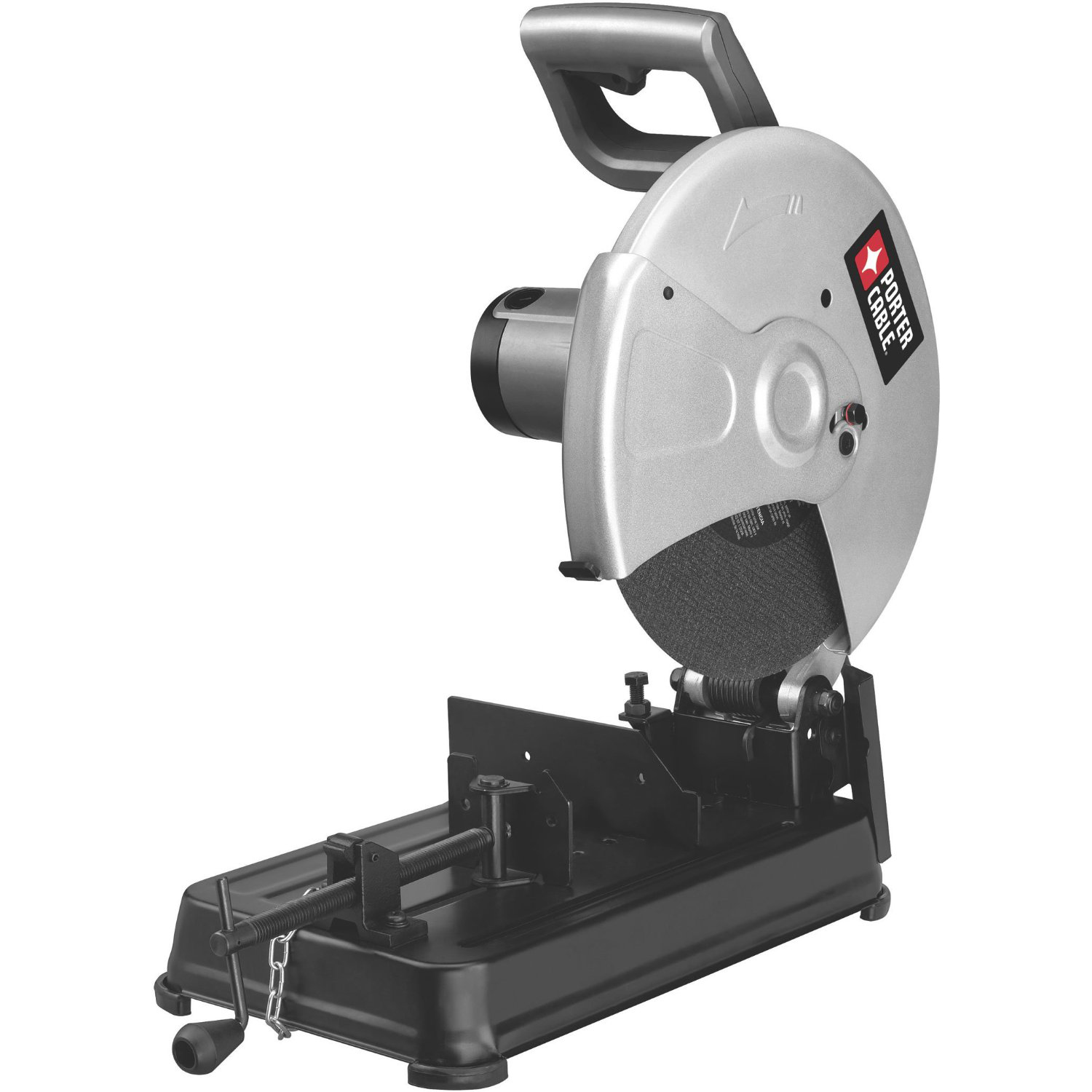 Factory-Reconditioned Porter-Cable PC14CTSDR Tradesman 14 in. Chop Saw   Cut-Off Machine by