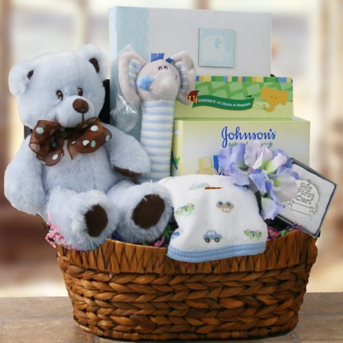 The Special Delivery Gift Basket