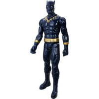 "Marvel Titan Hero Series 12"" Black Panther Figure"