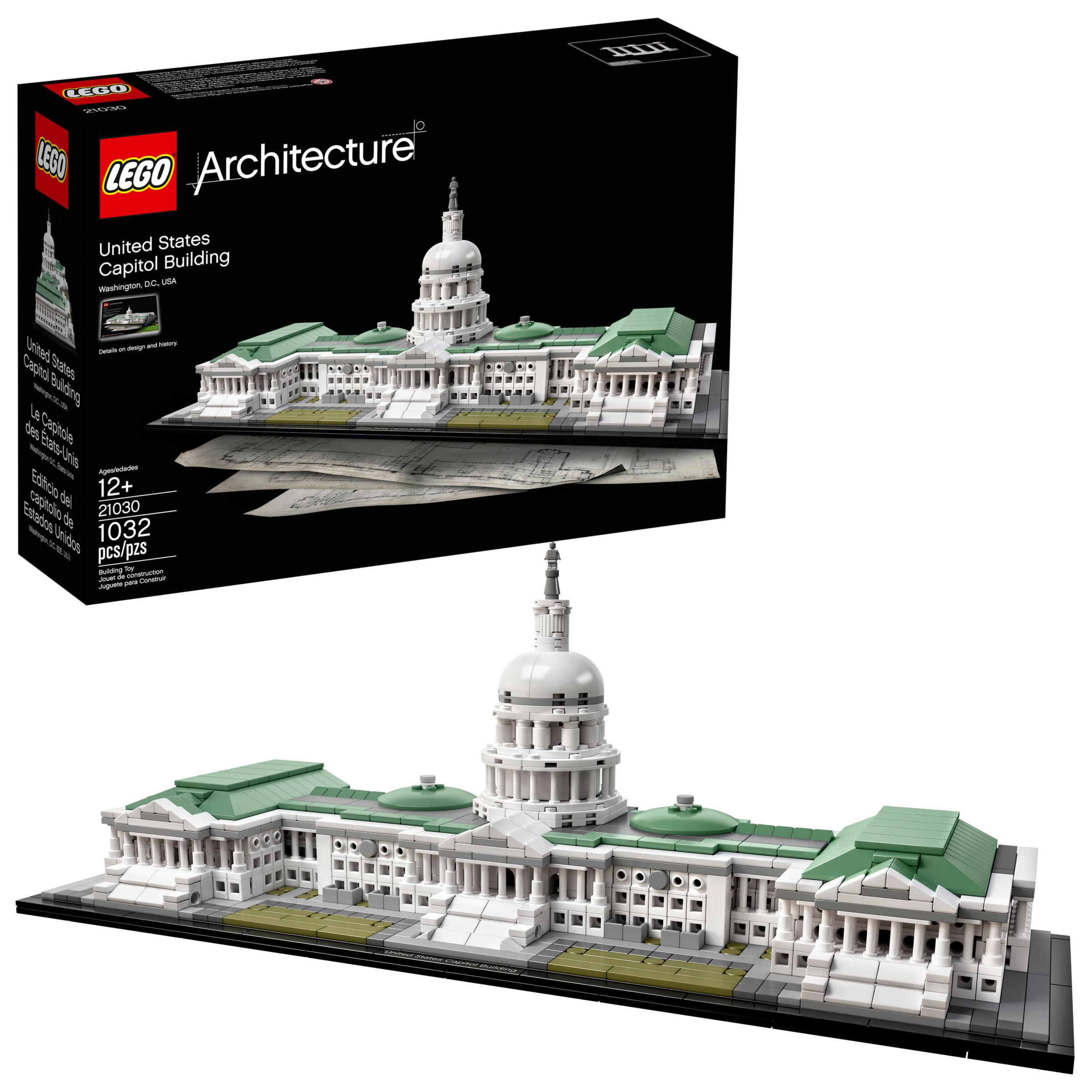 LEGO Architecture United States Capitol Building 21030