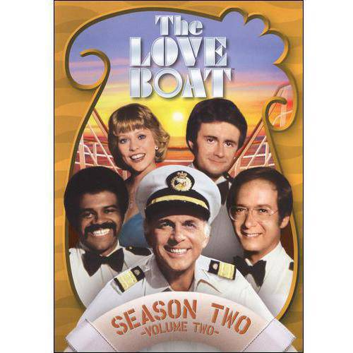 The Love Boat: Season Two Volume Two (Full Frame)